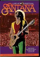 DVD, Santanta Live at US Festival
